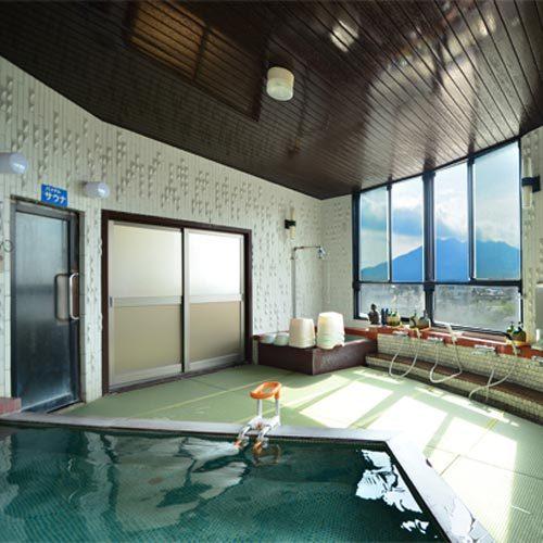お風呂(桜島)
