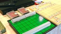 ■<無料レンタル> オセロ・将棋・トランプ・UNO・DVDプレーヤー