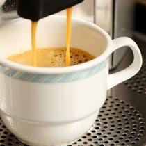 牛乳・ジュースの他コーヒー・紅茶も充実♪アレンジコーヒー・ハーブティーもございます