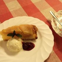 *[デザート一例]季節の果物を使ったデザートをご用意しております