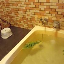 *[浴場]温泉ではございませんが、ご家族でゆっくりとご利用下さいませ