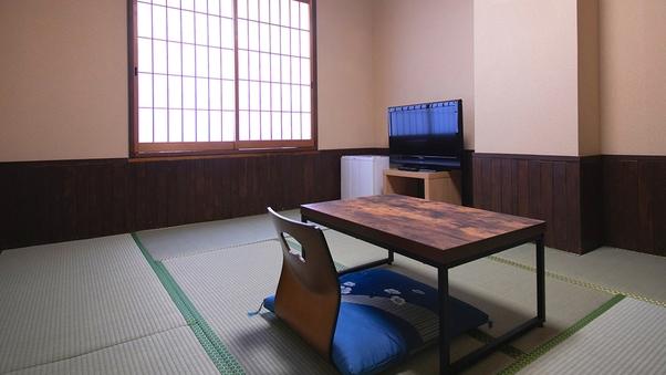 ◆【和陽館:和室6〜8畳】トイレ付/バス共有【喫煙】