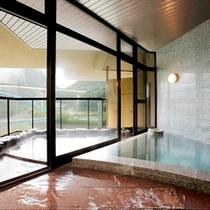 新館「花見亭」 露天風呂付客室 お風呂