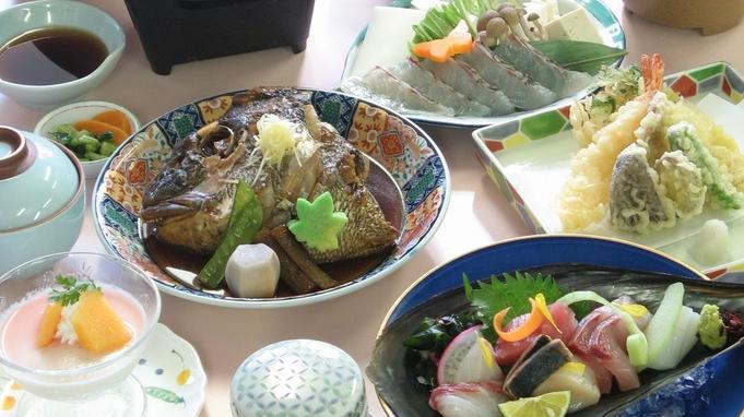 【松プラン】海幸はあわび!山幸は阿波尾鶏など全10品!選べる「海幸」コース or「山幸」コース