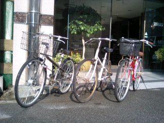 レンタサイクル2