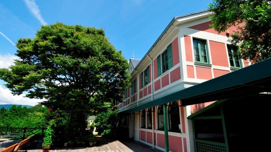 【北川村「モネの庭」マルモッタン】ホテルよりお車約45分クロードモネの愛したお庭を再現した庭園