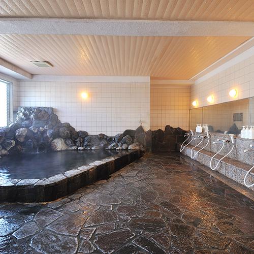 【アネックス館】岩風呂