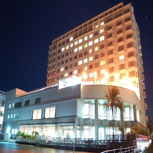 ホテル夜景