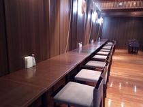 朝食会場 座席2