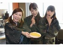 朝食風景8
