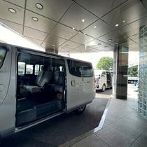 ■レイアホテル草津 送迎車■