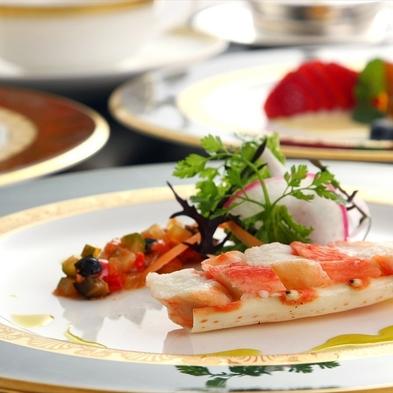 【クレセントRegular】迷ったらコレ!自然豊かな秋保リゾートに包まれて自慢のフランス料理を楽しむ