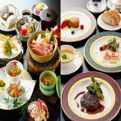 【☆客室付日帰りプラン】☆お昼の大人気コース☆温泉&本格料理を堪能する♪