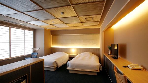 【禁煙】展望風呂付洋室(60平米)