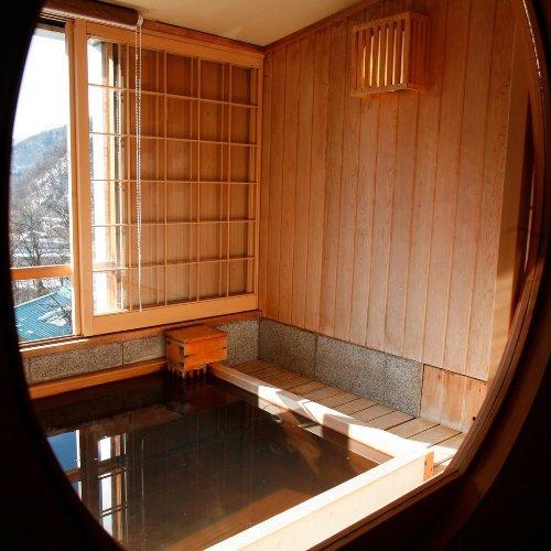 【展望風呂付客室(窓開閉式)】