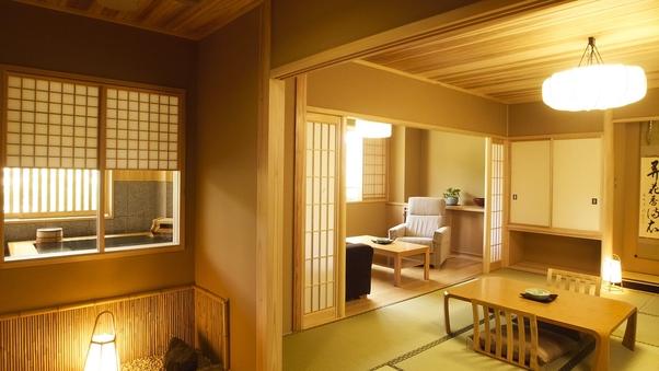 【禁煙】展望風呂付和室(60平米)