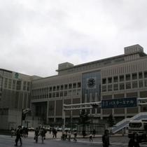 【じょうてつバス(路線バス)】-札幌駅〜定山渓温泉・第一ホテル前(片道所要約75分)