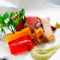 【秋のお料理】個室食事処「松庵」