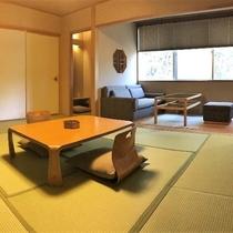 和室10畳(38平米)【山側】