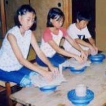 作陶体験付きプラン