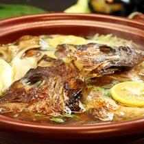 清風 鯛柚子鍋