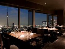 24階スカイツリー®ビューレストラン&バー『簾』