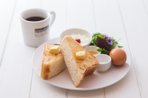 新館用朝食