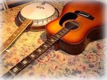 バンジョー&ギター