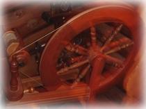 毛糸紡ぎ機