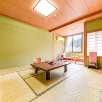 *【和室一例】自然に囲まれた静かな宿で、ゆったりとお過ごしください。