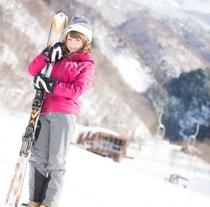 スキー・スノボーならブルーリッジホテルがお得♪