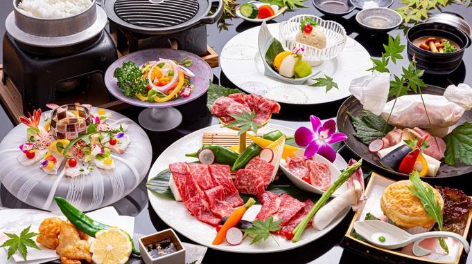【絶品!特上牛7種類の部位を食べ比べ!】サーロイン・タン・上ロース・上カルビ・ヒレ・モモ・サガリ