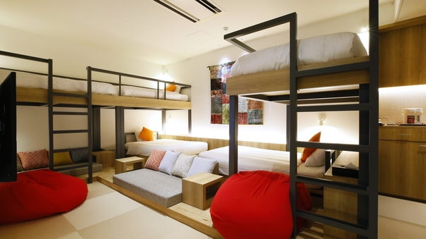 コンセプトルーム ツナガル和洋室68平米+テラス40.5平米