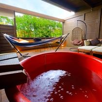 ガーデンテラス露天風呂