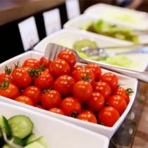 【朝食バイキング】色とりどりの新鮮な島原野菜がたくさん!!!