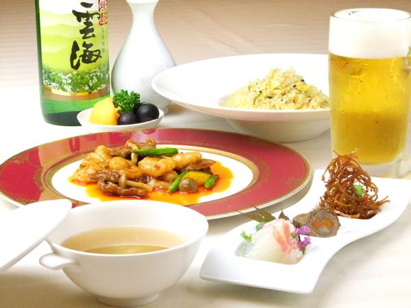 中国料理ビジネスセット