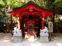 青島神社(元宮)