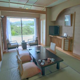 【海側】お得に泊まれるリーズナブル和室10畳
