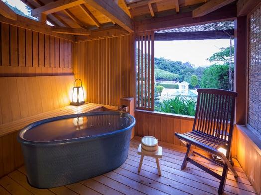 【夏旅セール】露天風呂付き客室をお得に宿泊♪青い空と潤いの温泉を独り占め★トロトロ化粧の湯をお部屋で