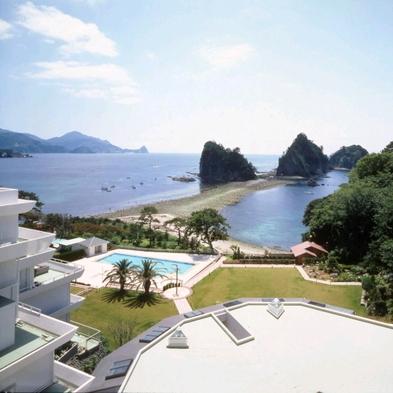 【夏旅セール】堂ヶ島温泉ホテルスタンダードをお得に宿泊♪伊豆の青い空と潤いの温泉を満喫