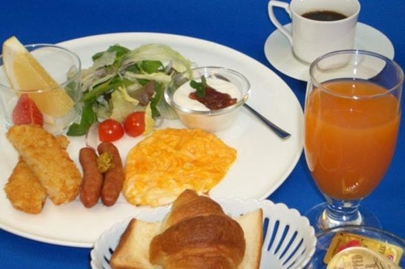 ワンプレート朝食付きプラン