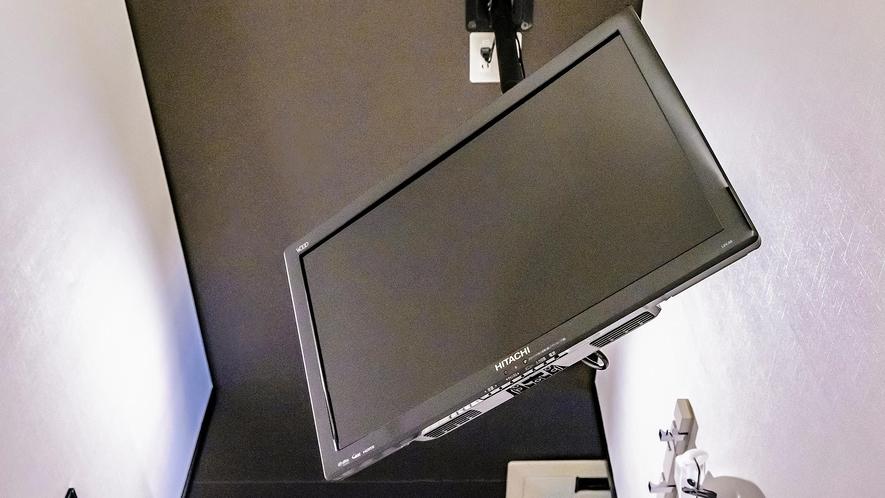 ・キャビンルーム 液晶テレビ完備