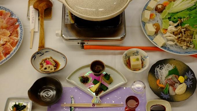 大和地鶏×吉野産原木シイタケ】水炊き&天ぷらで原木一本分の「旨味」を堪能しよう!