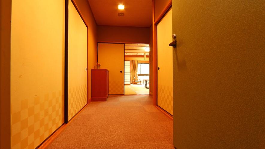 《バリアフリー和室》車いすのお客様でもごゆっくり宿泊して頂けます。