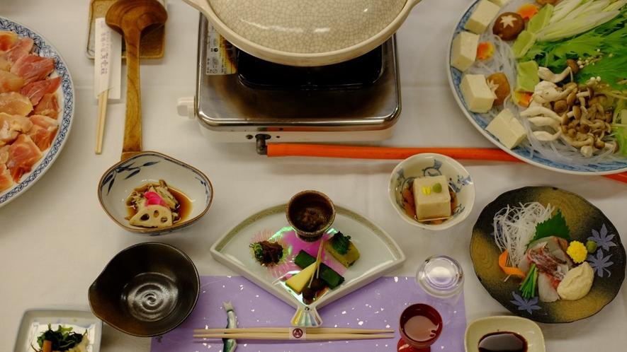 【大和地鶏×吉野産原木シイタケ】水炊き&天ぷらで原木一本分の「旨味」を堪能しよう!