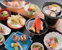 かに5000円料理
