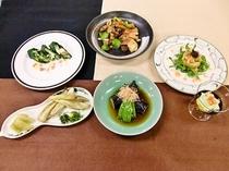 野菜料理例3