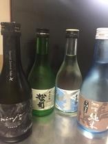 近江の地酒 アラカルト