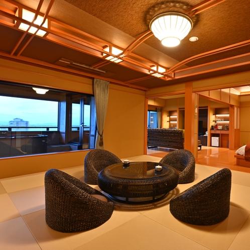 5階プレミアムフロア特別室