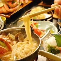 【ご夕食】季節のお鍋
